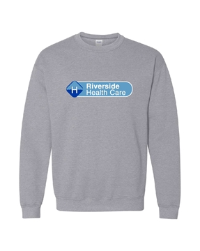 Picture of Riverside Health Care Crew Neck Sweater